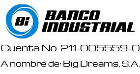 Cuenta en Banco Industrial